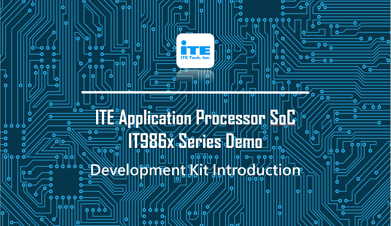 ITE Development Kit Introduction